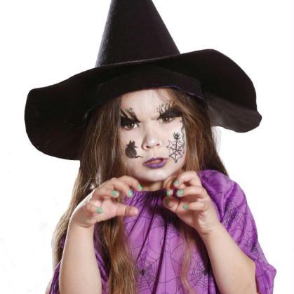 maquillage de sorcière pour halloween - idées conseils et tuto