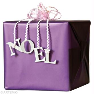 Tuto emballage cadeau de Noël