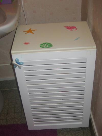 Meuble salle de bain relook cr ation d coration de Creation meuble salle de bain