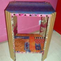 Petit meuble hindou