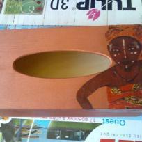 Boite a mouchoir afrique