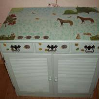 Commode pour ma fille
