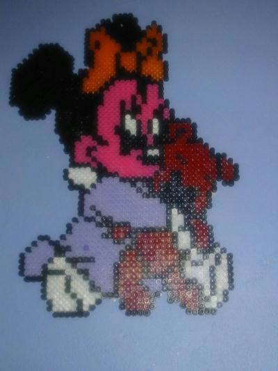 Minnie perle a repasser