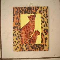 Cadre guépards