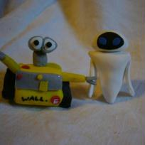 WALL-E  et EVE