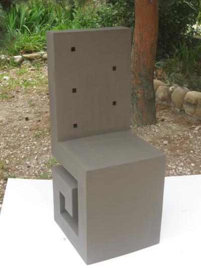 si ge design en carton cr ation meuble en carton de n 25 715 vue 7 004 fois. Black Bedroom Furniture Sets. Home Design Ideas