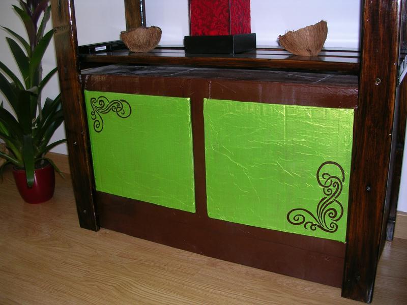 Mon premier meuble en carton cr ation meuble en carton de bene62 n 26 824 - Meuble payable en plusieur fois ...
