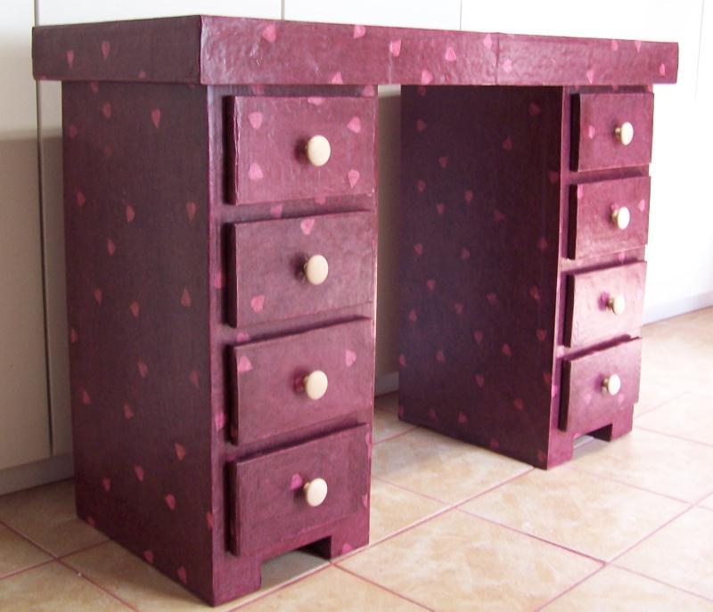 Meuble en carton cr ation meuble en carton de maison carton n 26 956 vue 2 - Meuble payable en plusieur fois ...
