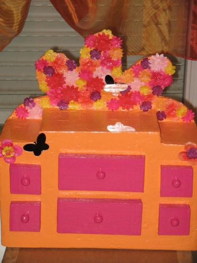 bo te bijoux en carton cr ation d coration de rozita35 n 27 361 vue 1 096 fois. Black Bedroom Furniture Sets. Home Design Ideas