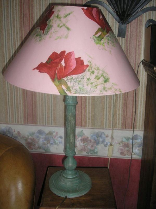 abat jour d cor cr ation serviettes en papier de coralie n 2 801 vue 2 374 fois. Black Bedroom Furniture Sets. Home Design Ideas