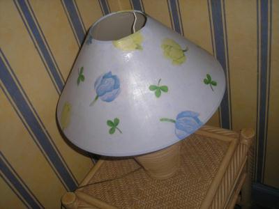 abat jour d cor cr ation serviettes en papier de coralie n 2 803 vue 2 530 fois. Black Bedroom Furniture Sets. Home Design Ideas