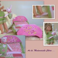 Au lit Mademoiselle Chérie