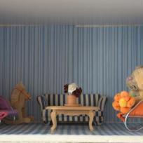 Salon de la mason de poupées