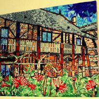 Maison Bressanne vers Louhans.71.