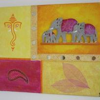 Les Indes et ses élphants
