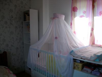 fl che de lit b b cr ation couture de maminette n 36 748 vue 4 387 fois. Black Bedroom Furniture Sets. Home Design Ideas