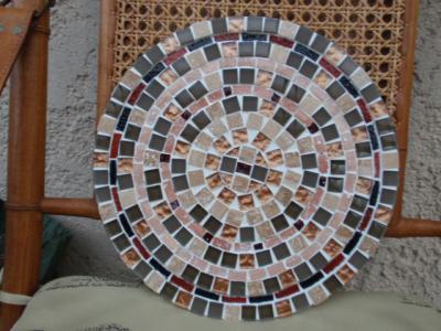 dessous de table color cr ation mosa que de yvette12 n 37 008 vue 2 782 fois. Black Bedroom Furniture Sets. Home Design Ideas