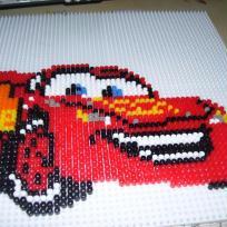 Voiture Flash McQueen de Cars