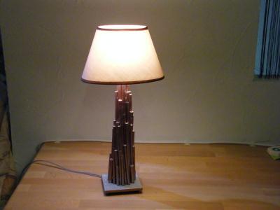 Lampe Bambou Cr Ation Lampes Et Guirlandes Lumineuses De