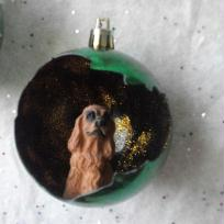 La boule qui à du chien