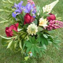 Bouquet estival du jardin