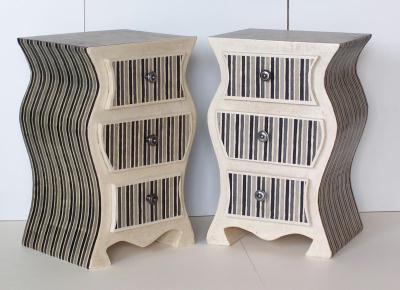 kit de chevet de nuit en carton cr ation meuble en carton de maison carton n 40 726 vue 4 395. Black Bedroom Furniture Sets. Home Design Ideas