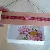 Vie en rose au printemps ( intérieur )