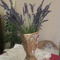 Petit vase lavande.......