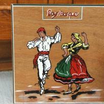Folklore basque et fandango.