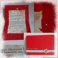 Lettre au Père Noël (pour le concours 2011)
