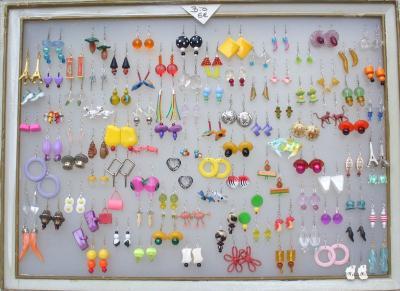 cr ation boucles d 39 oreilles design avec des objets recycl s cr ation perles et bijoux de jch34. Black Bedroom Furniture Sets. Home Design Ideas