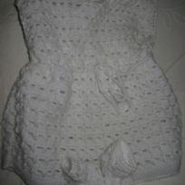 Création robe de naissance - petit cadeau naissance...