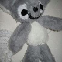 Création peluche - koala miniature
