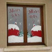 Mes décorations de noel 2012