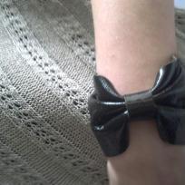 Fabrication bracelet noeud tout cuir