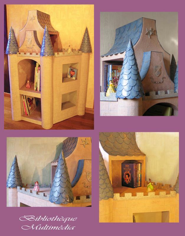 Créations Meuble en carton - Galerie de modèles et créations ...