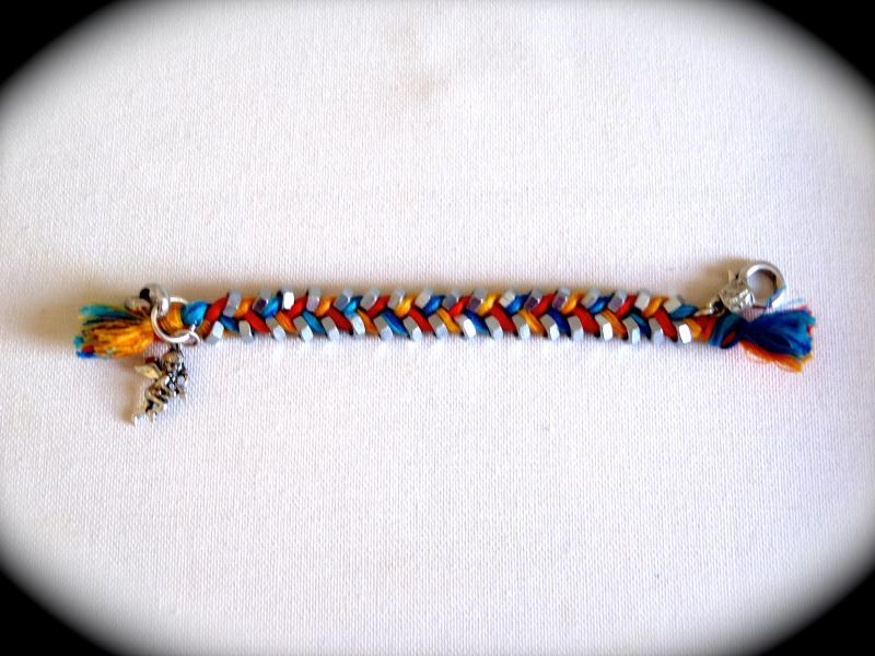 Fabrication bracelet en ecrou pour papa bricoleur cr ation perles et bijoux - Bijoux paiement en plusieurs fois ...
