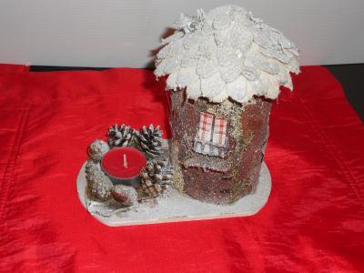 D coration de no l la maison du lutin pour d corer la - Decoration de noel pour la maison ...