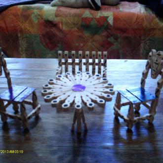 cr ations cr ation en pinces linge galerie de mod les et cr ations cr ation en pinces linge. Black Bedroom Furniture Sets. Home Design Ideas