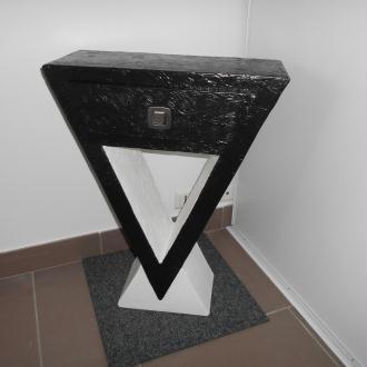 créations meuble en carton - galerie de modèles et créations ... - Petit Meuble D Appoint Design