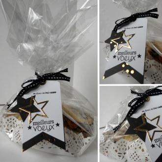 Création Etiquettes pour sachets de biscuits maison