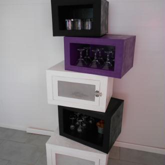 créations meuble en carton - galerie de modèles et créations ... - Creation Meuble Design