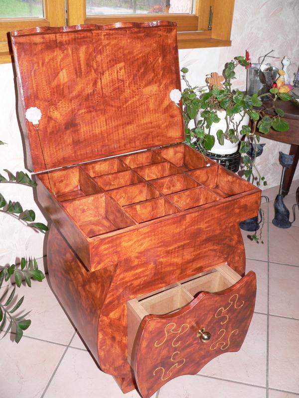 Cr ation meuble d 39 appoint cr ation meuble en carton de fimikarton n 57 - Meuble payable en plusieur fois ...