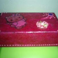 Boita à bijoux Hello Kitty