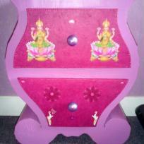 Meuble en carton Bollywood