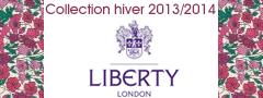 Tissu Liberty - Hiver 2013/2014