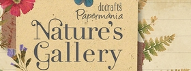 Papermania - Nature's gallery