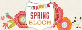 Kaisercraft - Spring bloom