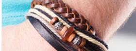 Bijoux cuir & ethnique