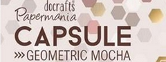 Papermania - Geometric Mocha